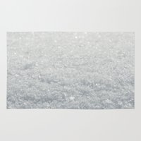 frozen Area & Throw Rugs featuring Frozen by Snaps Between Naps