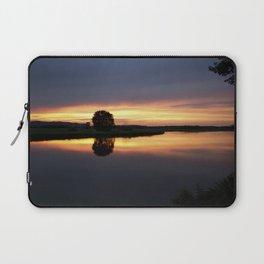 Peaceful Sunset Laptop Sleeve