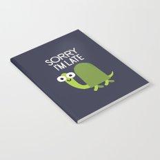 Tardy Animal Notebook
