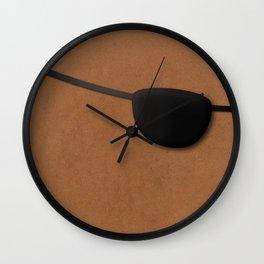 """Support"" International Talk Like a Pirate Day! Wall Clock"