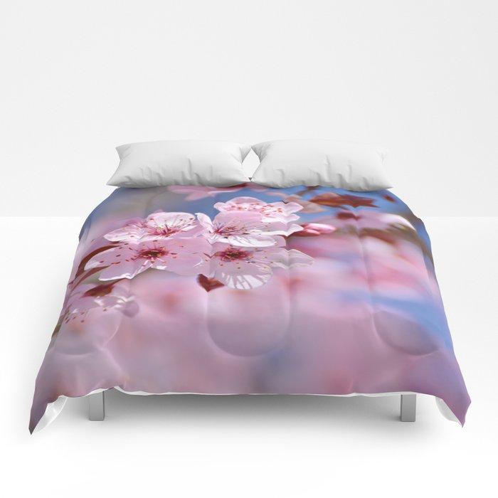 Pink world.... Comforters