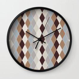 Java Drip Wall Clock