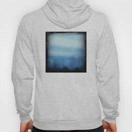 Bleu Noir Dusk Landscape Hoody