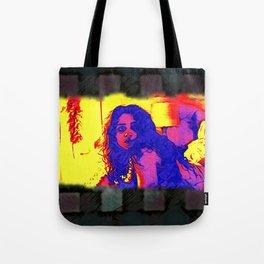 Apprehension Tote Bag