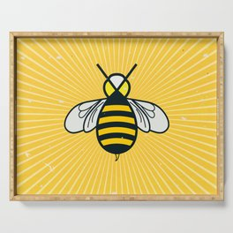 Don t worry – Bee happy – A Hell Songbook Edition Serving Tray