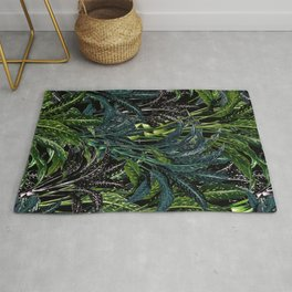 Tropical Magic Forest III Rug