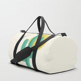 Desert Cactus Duffle Bag