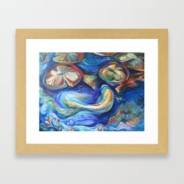 Spirited Waters Framed Art Print