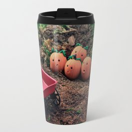 Pumpkin Patch Travel Mug