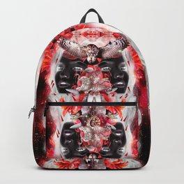Celestial Tangerine Backpack