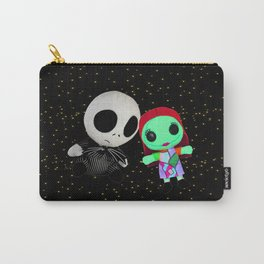 Halloween Babies | Jack | Sally | Christmas | Nightmare Carry-All Pouch