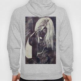 Crow girl Hoody