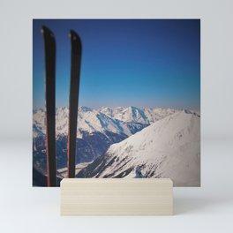 ski Mini Art Print