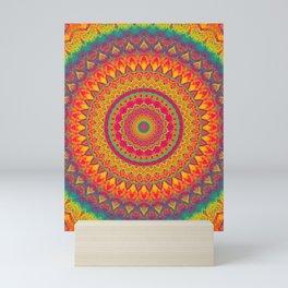 Mandala 507 Mini Art Print