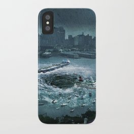 The Big Swallow iPhone Case