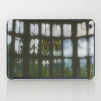 window iPad Cases featuring Window by Aaron Carberry