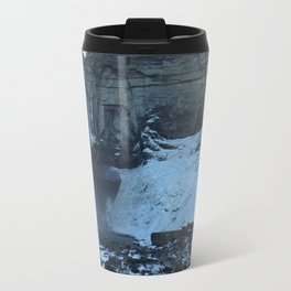 Ithica Gorges Taughannock Falls Travel Mug