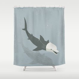 False Friends Shower Curtain