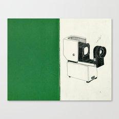 Slideshow Canvas Print