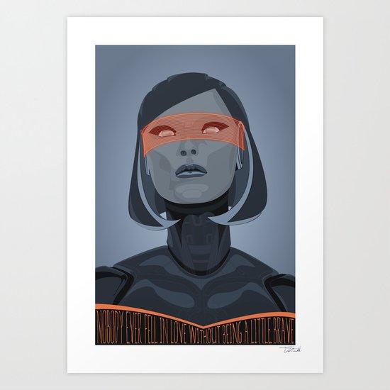 spectr.es: EDI Art Print