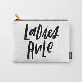 Ladies Rule Carry-All Pouch
