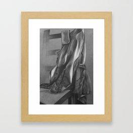 Jacket / 01 Framed Art Print