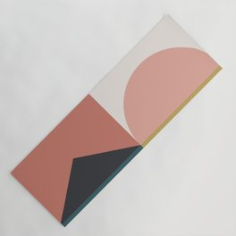 Maximalist Geometric 02 Yoga Mat