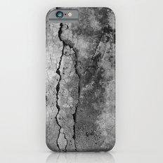 Broken Stone Texture Slim Case iPhone 6s