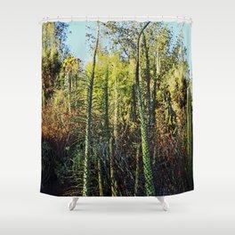 Cactus 2 Shower Curtain