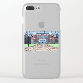 Home of Champions Clear iPhone Case