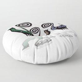 SNOOTY CATS Floor Pillow