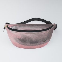 9 | 1903019 Watercolour Abstract Painting Fanny Pack