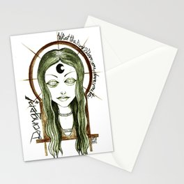 Yung Rapunxel Stationery Cards
