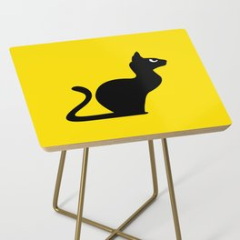 Angry Animals: Cat Side Table