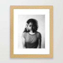 Triple Exposure, 8x10, Belleville Framed Art Print