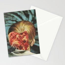 Spaghetti nights Stationery Cards