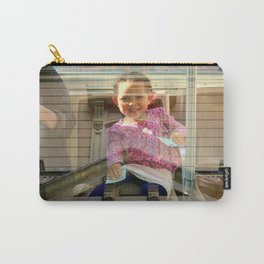 The Angel Upstairs Carry-All Pouch