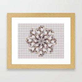 Complete & Otter Chaos Framed Art Print