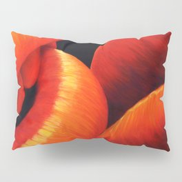 Kissing Lips Pillow Sham