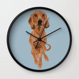 Lilli B Wall Clock