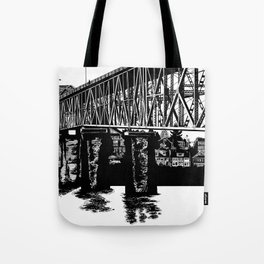 Manette Bridge Tote Bag