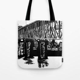 Manette Bridge Tote Bag