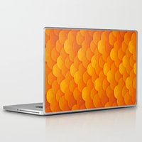 goldfish Laptop & iPad Skins featuring Goldfish by Screen Candy