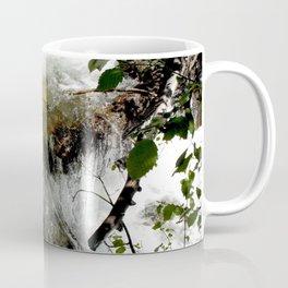 Cascades on Fall Creek in the Weminuche Wilderness, No. 2 of 2 Coffee Mug