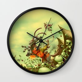 The Redemption Wall Clock