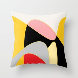 Detachment Throw Pillow
