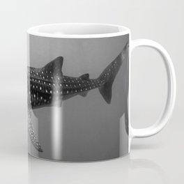 Big Fish, B & W Coffee Mug
