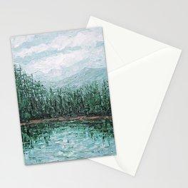 Trillium Lake, Oregon Stationery Cards
