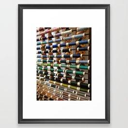 Paris Background 4 Framed Art Print