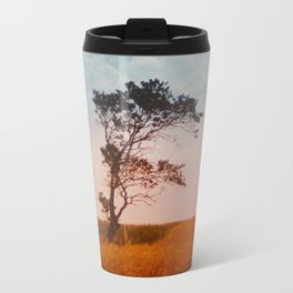 einsamkeit Metal Travel Mug